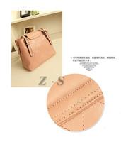 Маленькая сумочка New fashion women handbag shoulder bags Diamond lattice bucket bag PU Leather women messenger bags handbags