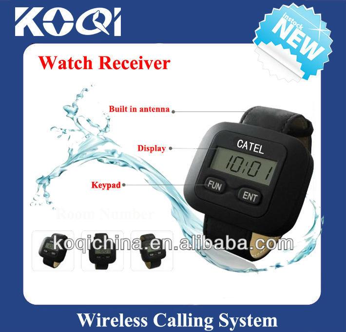 Hospital Call Buzzer System K-200CD+K-300+D3