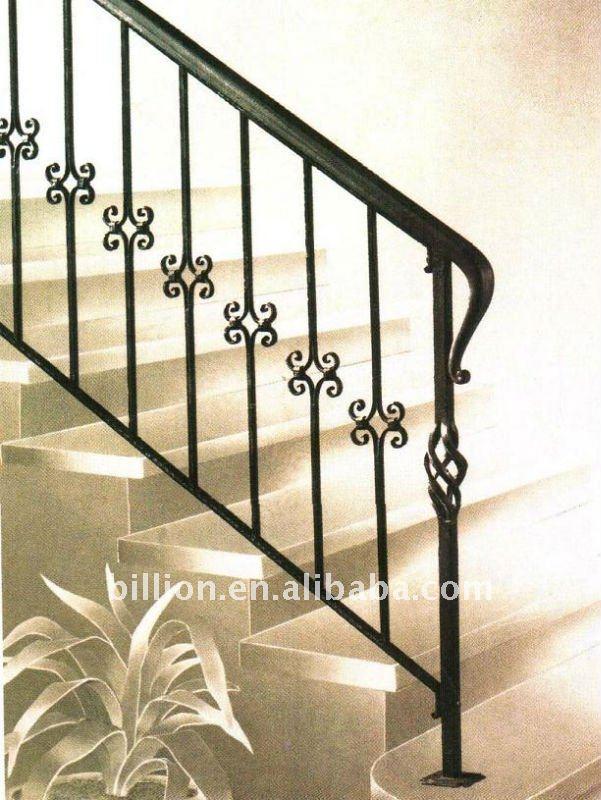 barandillas hierro forjado escaleras identificaci del