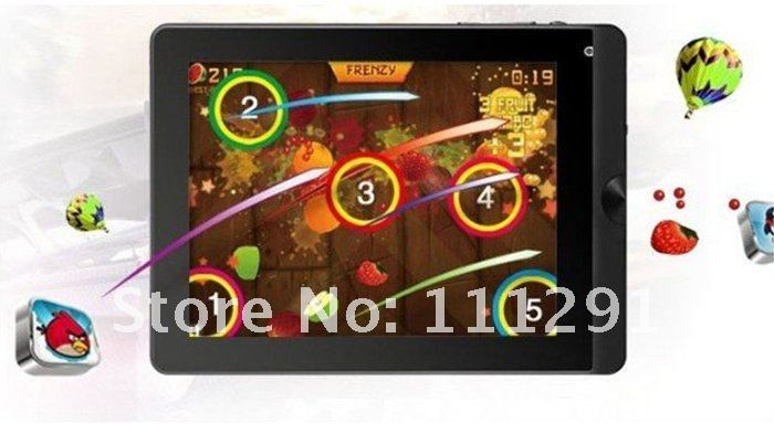 "9"" 4 point Capacitive screen Android  Tablet computer Teclast A15 with 8GB card   Rockchip RK2918  WIFI 3G"