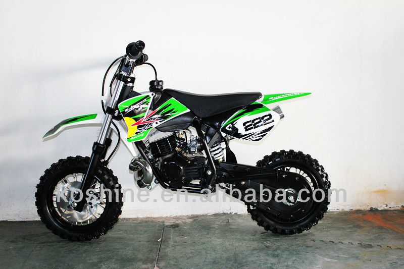 Off Road 2 Stroke Dirt Bike