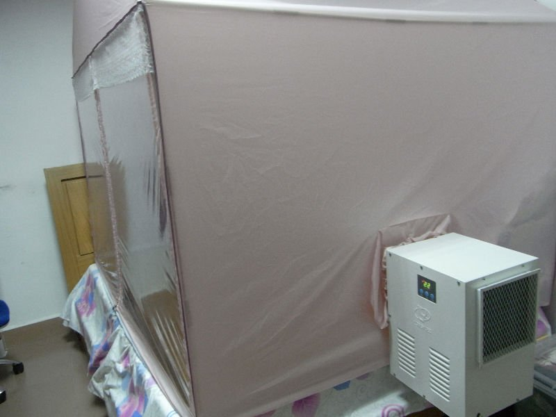 Mini Mosquito Net Air Conditioner
