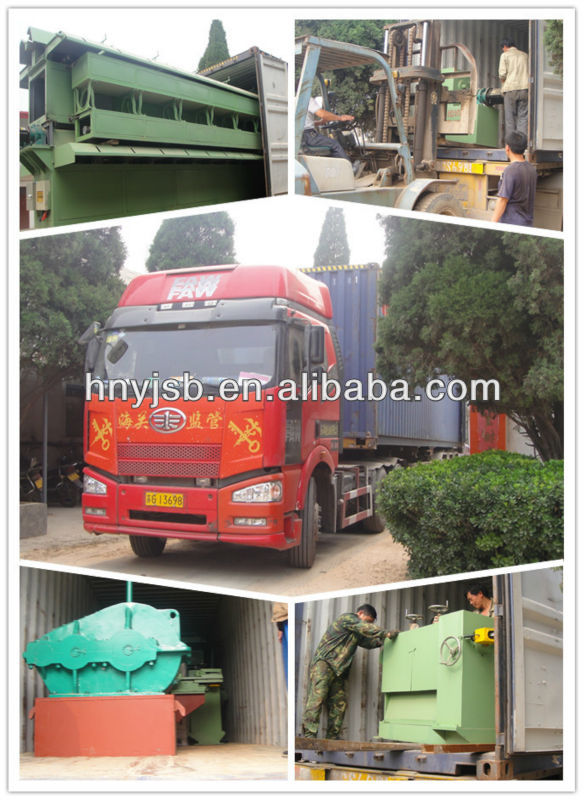 Hot sale steel wire rope cut to length shear machine