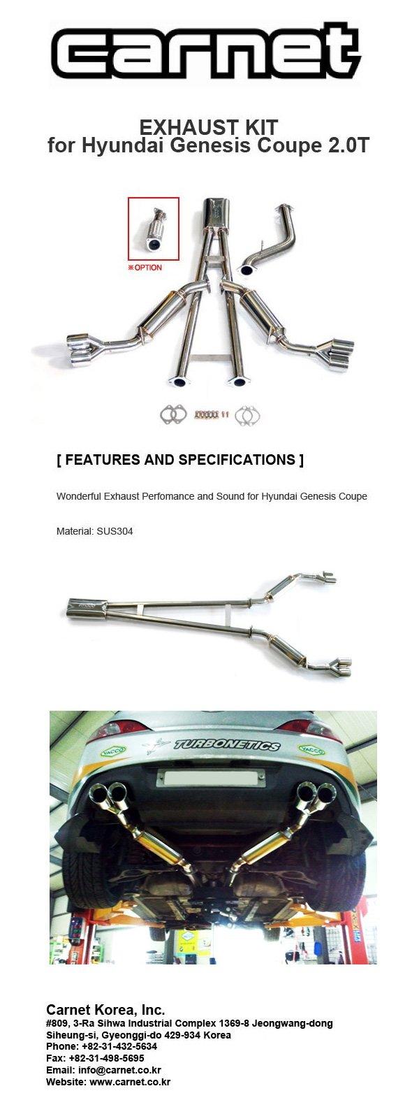 Hyundai Genesis Coupe 2.0T