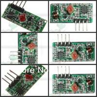 10pcs/lot РФ беспроводной пульт дистанционного управления обычным супер регенерация приемника модуля 315/433 МГц dc5v 4 мА