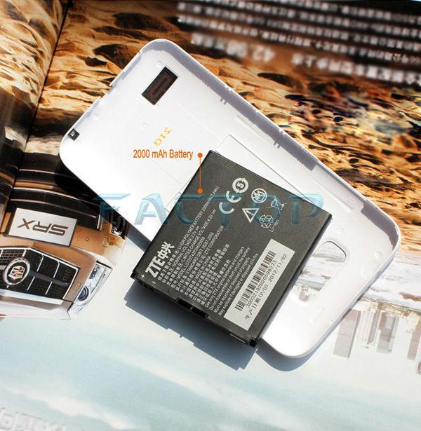 zte mtk6589 smartphone ZTE V965