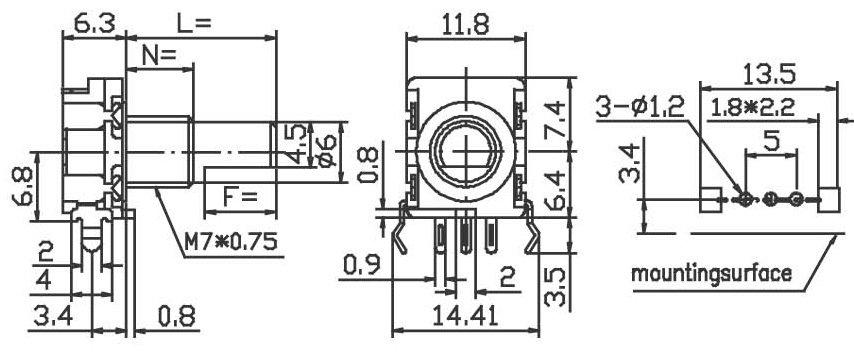 EC11NV(0)