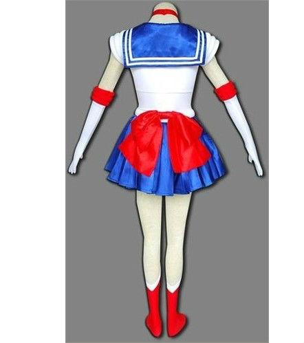 Sailor Scout Cosplay Tutorial - Fuku (aka. bodysuit) - YouTube