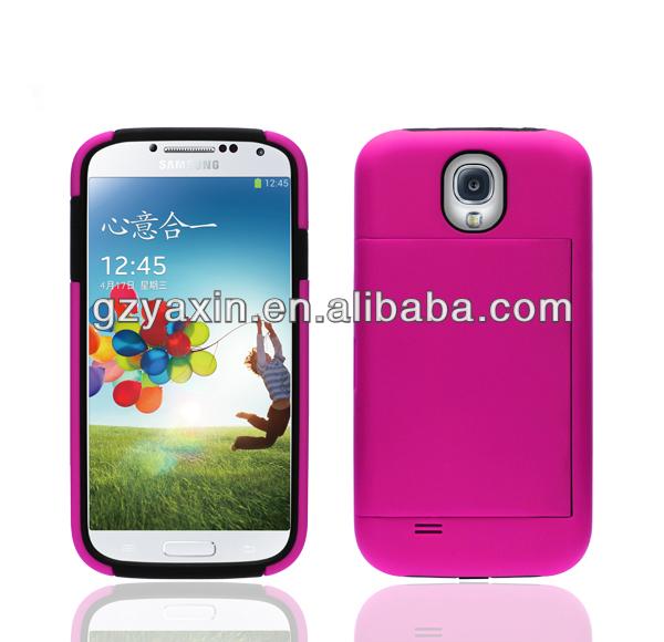 aluminum case for samsung galaxy s4 mini i9190,for samsung galaxy s4 i9500 phone case
