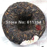 Wholesale puer tea  premium Da Yi Si Gong  V93003 Pu-erh ripe Tea cake 100g freeshipping