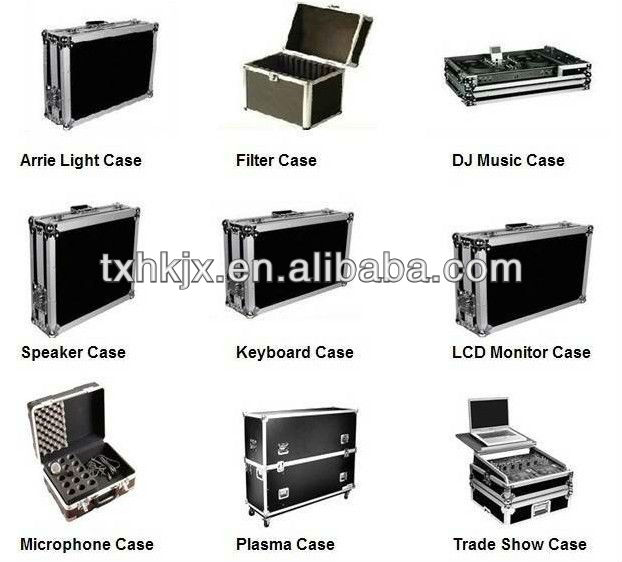 Portable aluminum tool box,box with wheels and handles