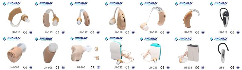 China fashion external cheap bte hearing aid