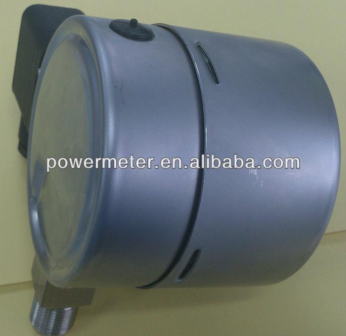 ( yx-- 100) 100mm جميع الفولاذ المقاوم للصدأ قياس الضغط الكهربائي الاتصال
