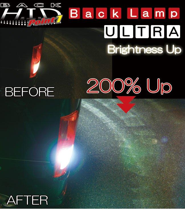 Hid backlight [BACK HID KIT] DC12V 15W T10/T16,T20,S25