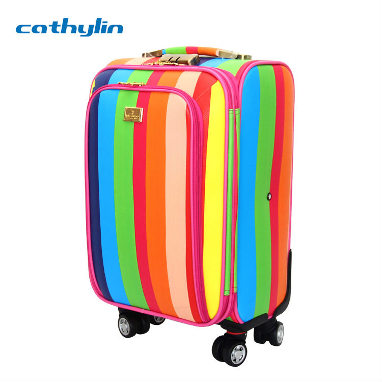 Colorful Kids Luggage