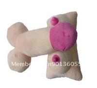 Плюшевая игрушка Originality Fun funny gift penis tricky plush toys Male genital organs pillow Rite of passage Couple Essential hot