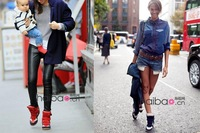 Женские кеды Drop Shipping/ New Style Isabel Marant Leather 15 COLOR Style Size Cowboy Boots Sneakers Women Shoes Boots