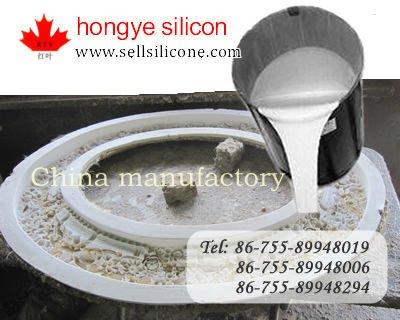 Como fazer um molde de silicone em decorações de fundição de gesso