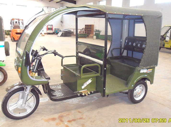 three wheel motor tricycle
