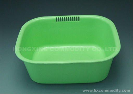 ronde nouveau vert pp en plastique bassin lavabo id de. Black Bedroom Furniture Sets. Home Design Ideas