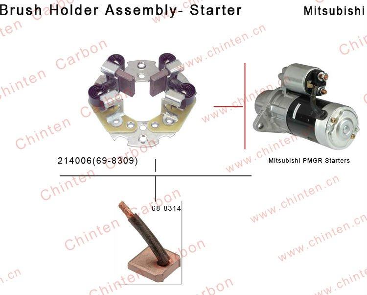 brush holder for Mitsubishi - WAI 69-8309