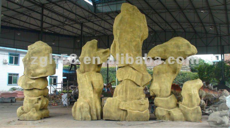 pedras para jardim mercado livre : pedras para jardim mercado livre:Venda quente Fibra De Vidro Decoração de Jardim Pedras Falsas–ID do