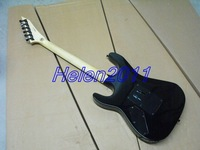 Free Shipping, black ESP electric guitar, with strength