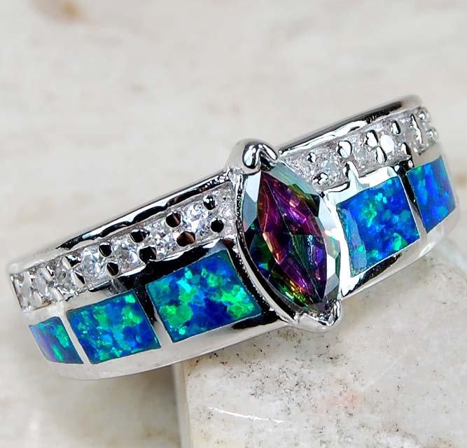 synthetic opal