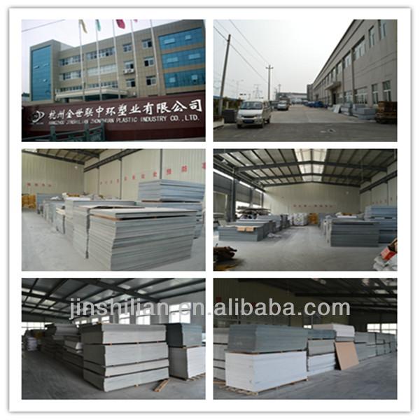 good quality pvc sheet black manufacturer