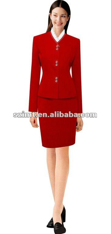 Uniform design for women ( OEM and ODM, Azo Free)