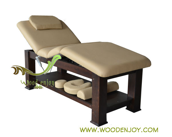 Massage bed 8801 high end beauty salon spa furniture for A and m salon equipment