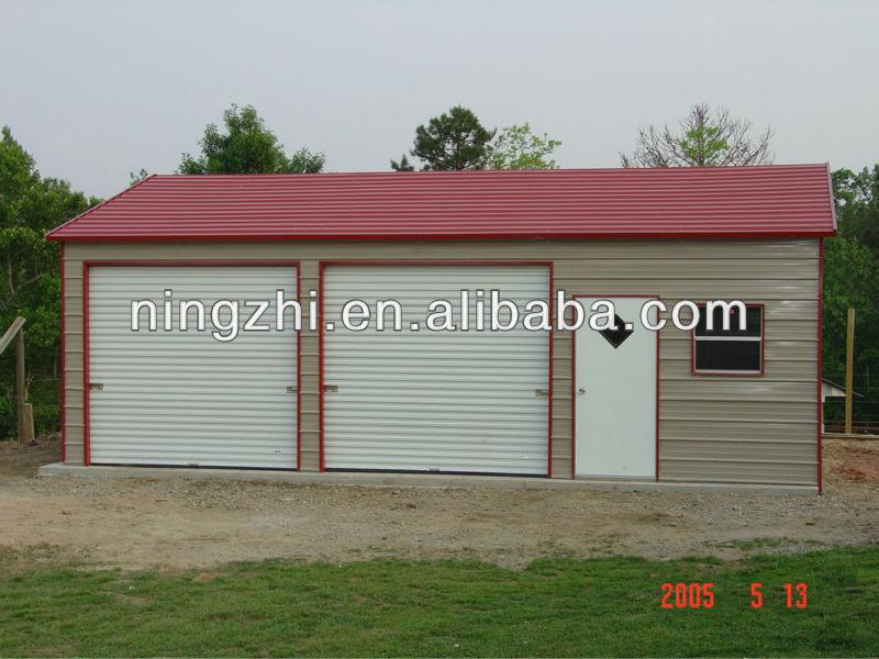 Mobiele garage twee auto garage plaatwerk garage garages - Garajes de metal ...