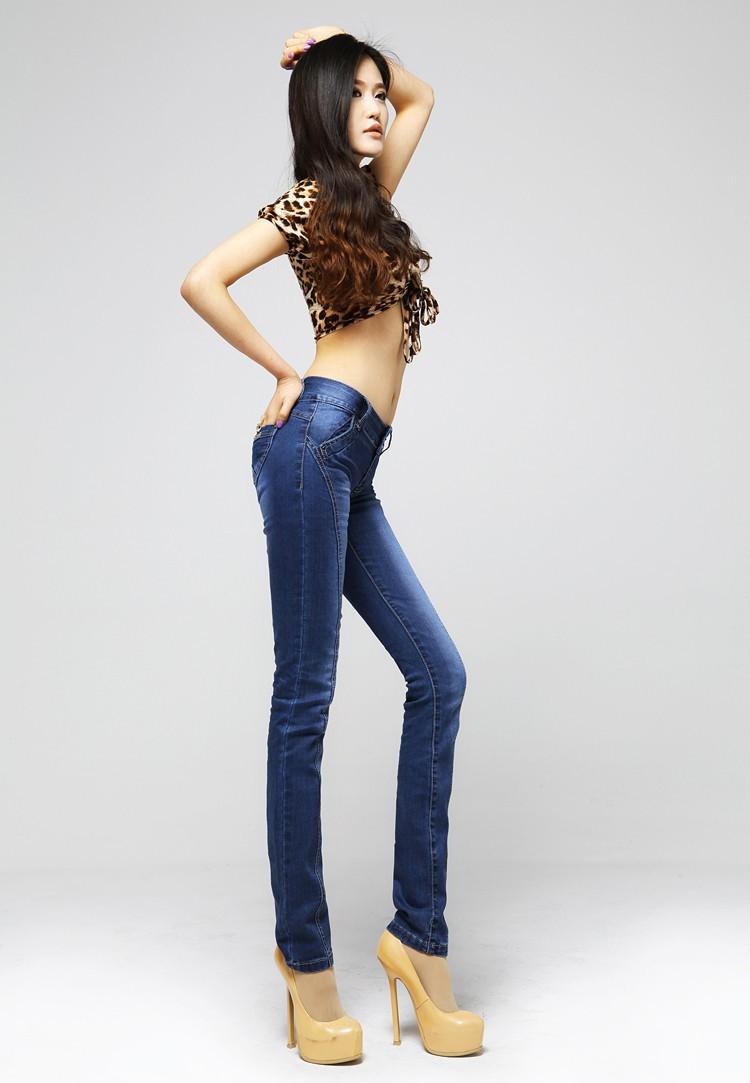 Женские джинсы s slim