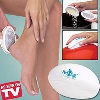 1шт новое яйцевидные устройство измельчения мельница ног мертвой кожи ног