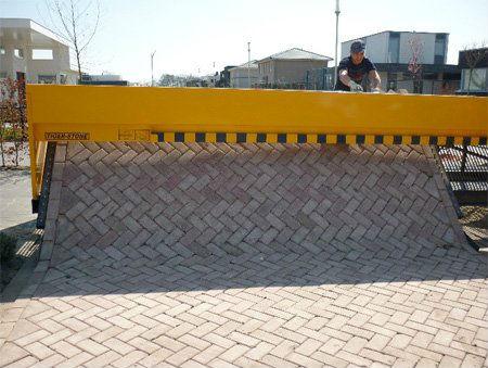 Brick Laying Machine Paver Laying Machine Stone Laying