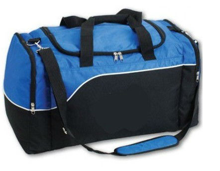 Polyester travel duffel bag for traveller