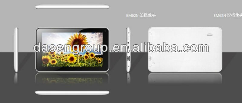 Update!!! 7 inch Amlogic AML8726-MX Dual core tablet pc manual