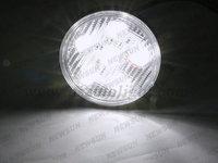 Система освещения Powerful 18W round LED work light spot beam IP67 for Car Truck 4X4 SUV Offroad Head Roof driving light 10-30V