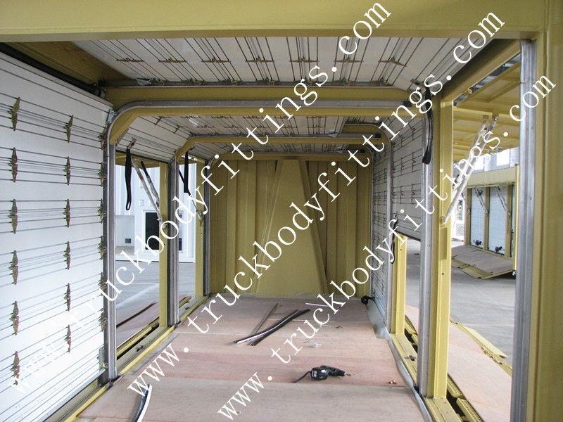 Dry freight van roll up door view dry freight van roll up for 12 foot roll up door