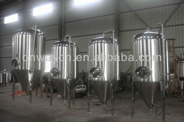 BFO Single or three Wall Beer Serving beer Tank
