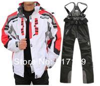 Мужская куртка для лыжного спорта