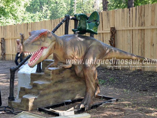 Robotic dinosaur ride coin operated motion simulator dinosaur.jpg