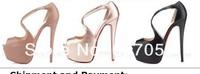 Туфли на высоком каблуке Exagona