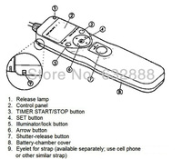 Потребительская электроника LCD Timer Remote Shutter Release Controller TC-C1 For Pentax ist D DS DS2 DL DL2 K10 VIA 1pcs