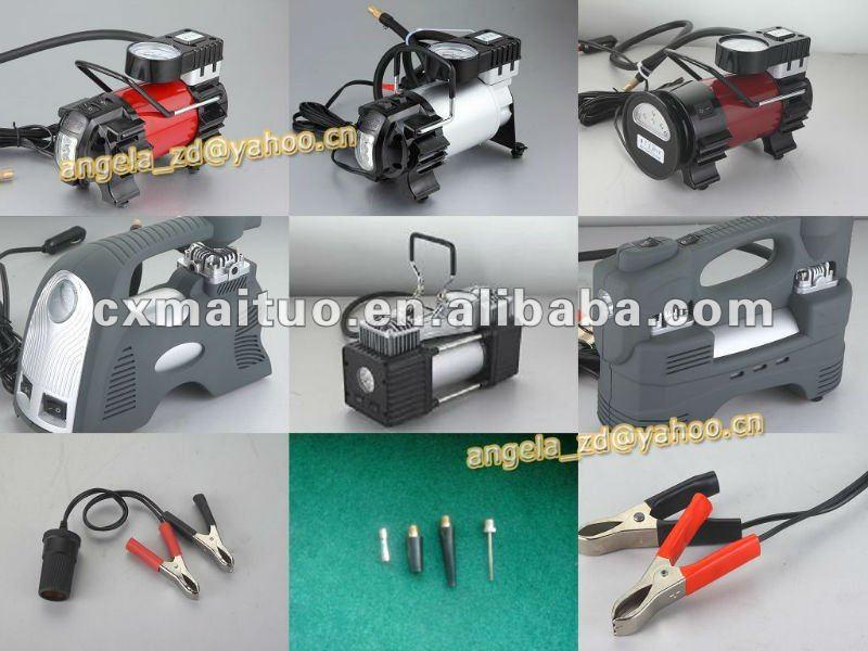 Car Tire inflator/DC 12v air compressor