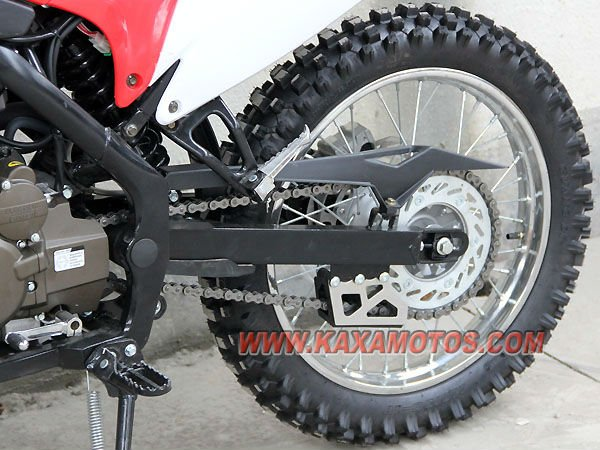 Off Road ZONGSHEN 200cc Dirt Bike
