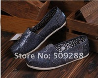 Free shipping 10 pcs/lot 2012 hot selling mixed style/color canvas shoes casual shoes