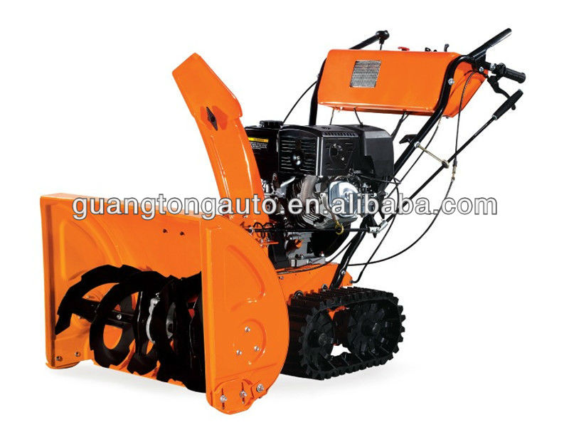 QCT-A113/QCT-B113 snow sweeper machine