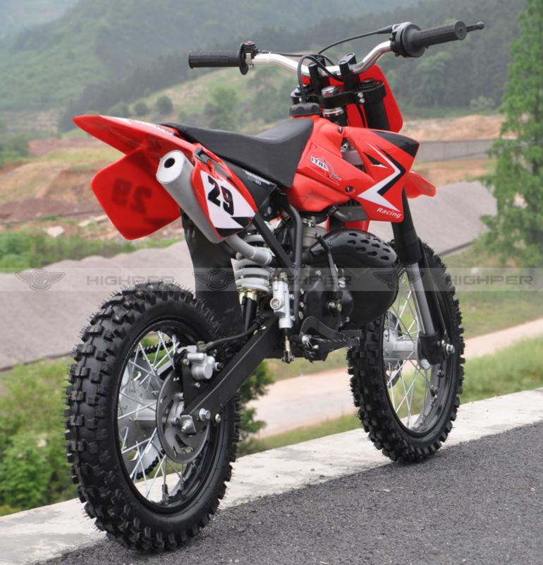 9.0HP 50cc 2 Stroke Water Cooled Dirt Bike