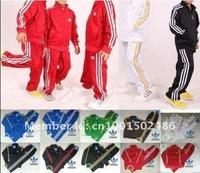 Комплект одежды для девочек retail boy and girl's suit, Baby Garment Sport Suit